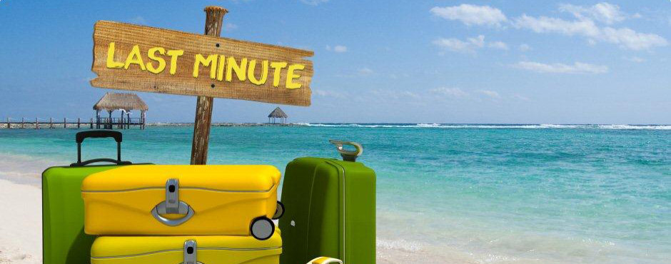 last minute vacances